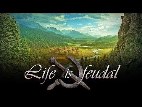 Life is Feudal: MMO НУЖНО РАБОТАТЬ