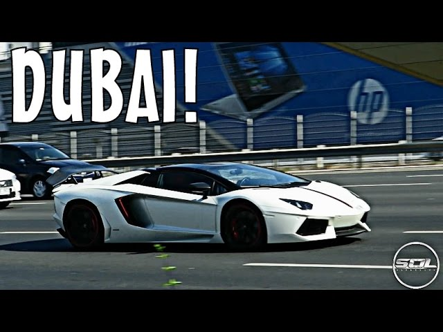 SUPERCAR HUNTING IN DUBAI !!
