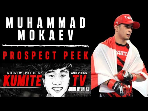 Muhammad Mokaev on upcoming pro debut for BRAVE CF, career outlook & haters