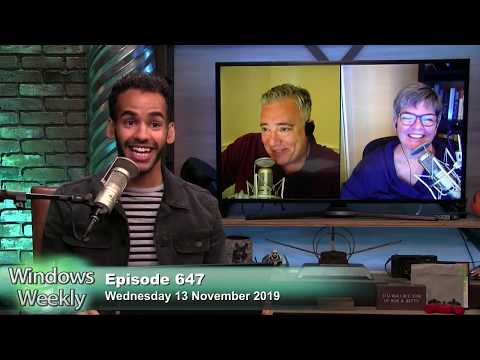 What's on TWiT November 17, 2019