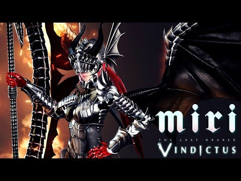 Vindictus Miri Gameplay and Transformation Preview