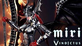 Vindictus Miri Gameplay and Transformation Preview