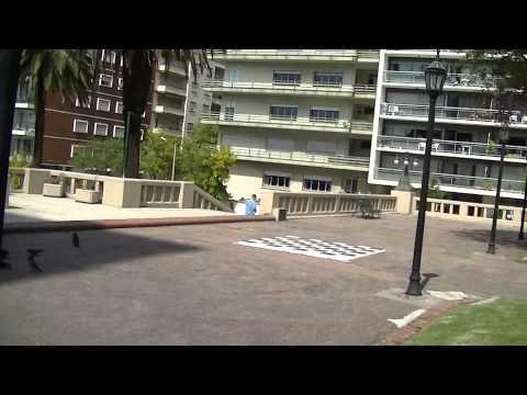 Tomas Gomensoro Plaza Uruguay
