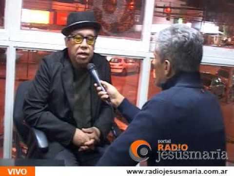 El Rey Pelusa en Radio Jesus Maria