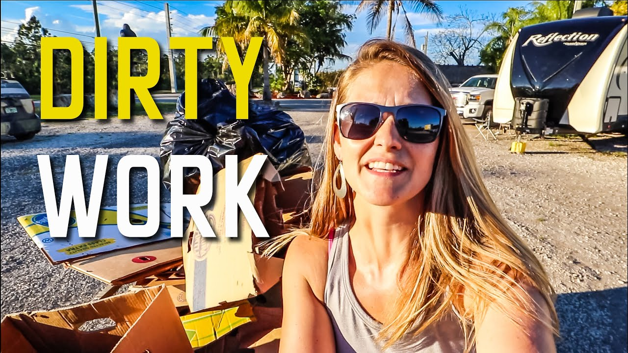 RVING SOUTH FLORIDA | BEHIND THE SCENES AT EVERGLADES OUTPOST ANIMAL RESCUE S3 || Ep41