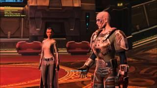 SWTOR - Light-ish Bounty Hunter part 9 Nar Shaddaa