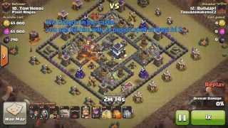 Clash of Clans CZ/SK: Video pro druhý kanál, jak zničit Hogama max TH9