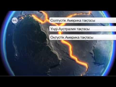 География 8 сынып Жер бедері Жердің құрылысы