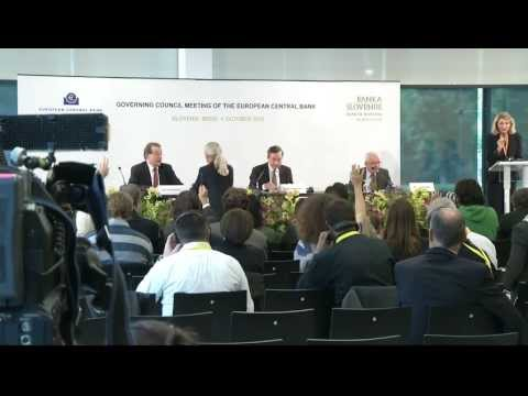 ECB Press Conference - 4 October 2012