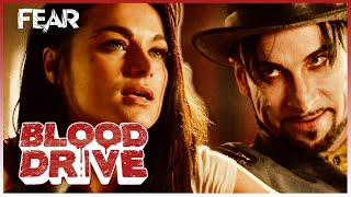 Grace vs Slink In 20 Questions | Blood Drive Thumb
