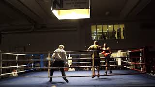 VIA FightNight 7 2018: Amér Rasinlic, BK Vitus vs. Amre Allman, Champs Camp 2018