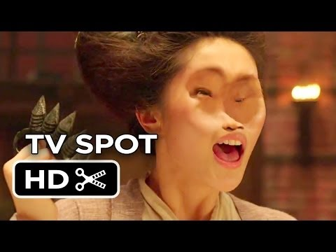 Journey To The West TV SPOT - Demon Hunters (2014) - Stephen Chow Movie HD
