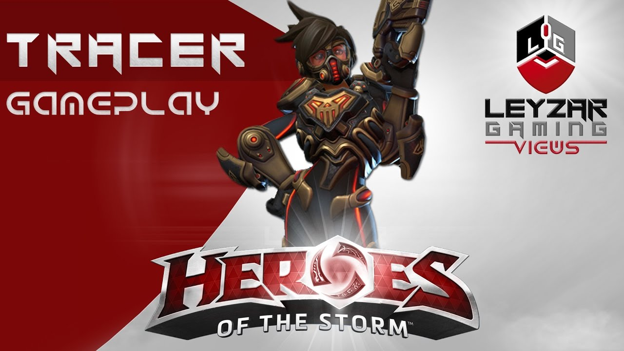 Build Tracer Heroes Of The Storm
