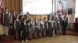 Дети поют песни о войне