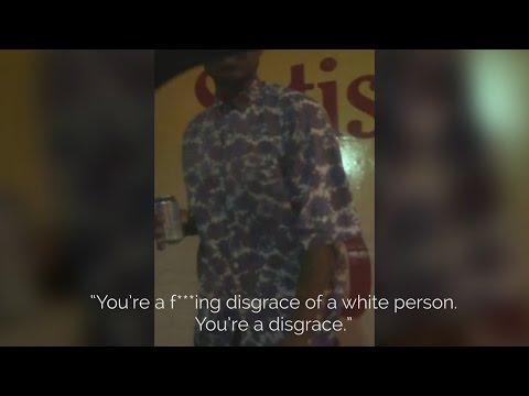 WATCH: Racial spat at a Cape Town drive-thru