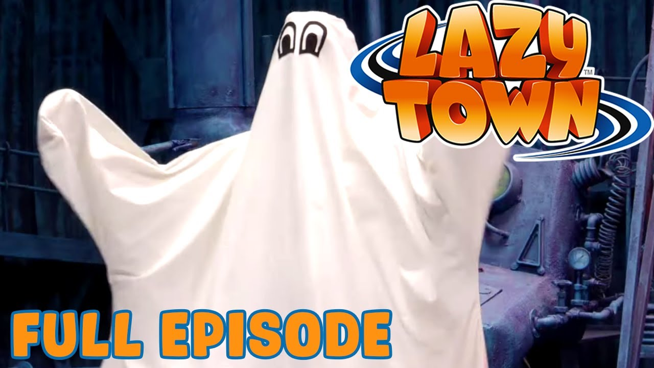 Download Lazy Town 👻 Ghost Stoppers  👻| Halloween Special | Full Episode