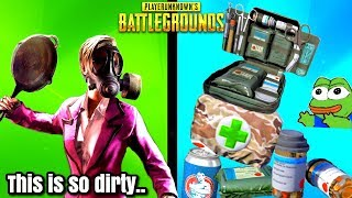 Top 5 DIRTIEST Playstyles In PUBG! (are you a dirty player?)