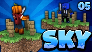 DIE PVP ARENA IST DA! - Minecraft SKY #5 | DieBuddiesZocken