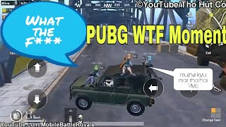 NEW PUBG MOBILE FUNNY MOMENTS , EPIC FAIL & WTF MOMENTS