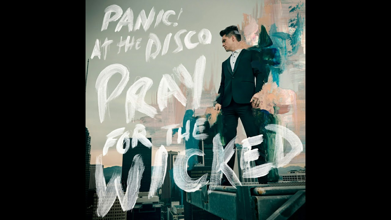 Hey look ma, I made it by Panic! at the disco album cover art