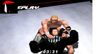 WWF No Mercy Hardcore Holly Theme and Finisher HD