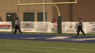 Referee shortage continues to be statewide issue