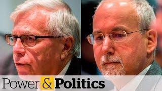 B.C. legislature officials face  overspending allegations | Power & Politics