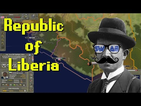 Supreme Ruler Ultimate | Republic of Liberia | War with Sierra Leone