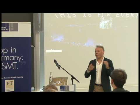 ESMT Open Lecture with Petri Kokko