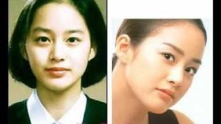 Korean celebs ver.3 ( childhood to present ) *Female*