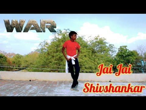 Jai Jai Shivshankar Dance Cover  War  Mukezz  Hrithik Roshan  Tiger Shroff  Mukesh Kumar