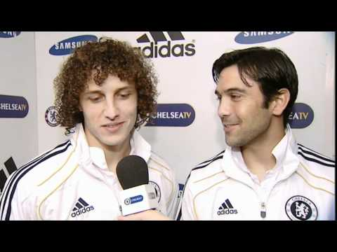 Chelsea FC - David Luiz message to fans