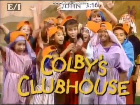 Colby's Clubhouse Sing Along Show Episode (Part 2)