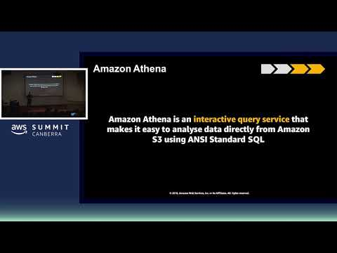 Business Intelligence in Minutes with Amazon Athena and Amazon QuickSight