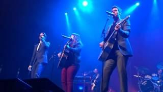 Nick en Simon ft. Laura - hartenstrijd in Antwerpen op 11 december 2016