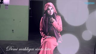 Salima Habibi - Kasih Terbahagi Dua (Official Lyric Video)