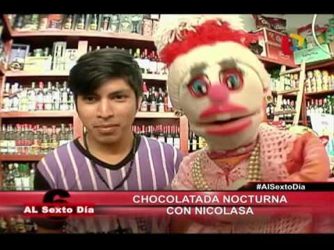 Mensaje De Solidaridad: Una Chocolatada Para Los Indigentes De La Noche