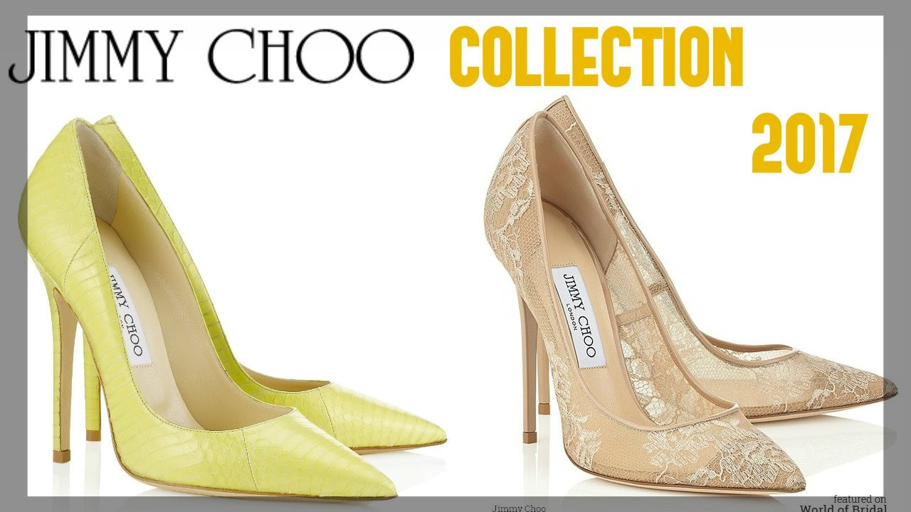 f398eb27c10f Jimmy choo shoes collection 2018 - YouTube
