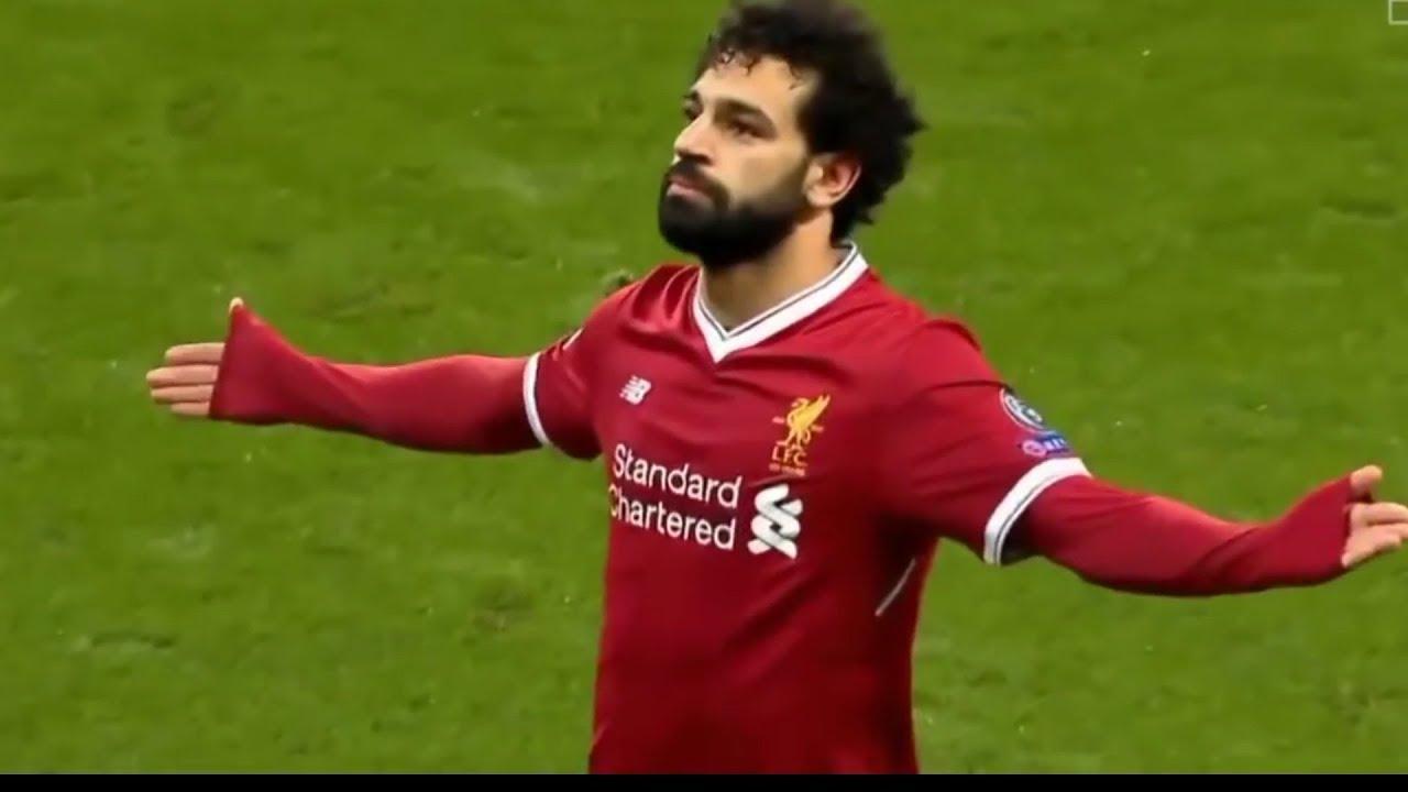 جميع اهداف محمد صلاح  مع ليفربول