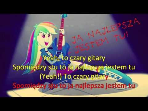 MLP Equestria Girls - Ja najlepsza jestem tu (Karaoke)