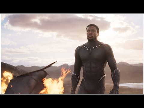 Black Panther As Black Therapy