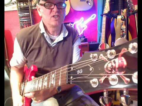 A Whiter Shade Of Pale Procol Harum Lesson With Chords Solo