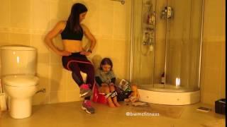Potty Training Workout