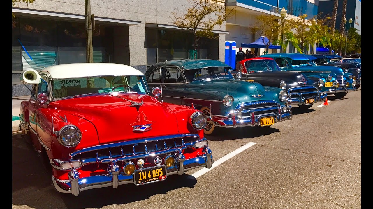 750 Retro Classic Cars Show 4th Annual Rendezvous Back To