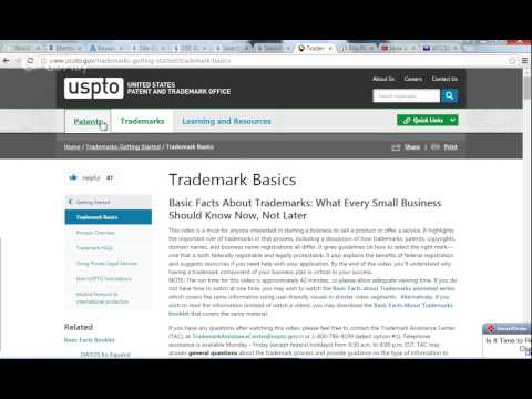 Search for Domain Names and Check for Trademarks n Legalities too