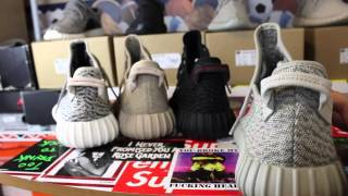 How To Tell If Your Yeezy Boost 350 Are Real Or Fake! Legit Check On All 4 Pairs!
