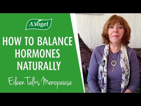 How to help balance your hormones naturally in peri-menopause