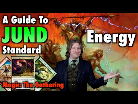 MTG - A Guide To Standard JUND Energy for Magic: The Gathering