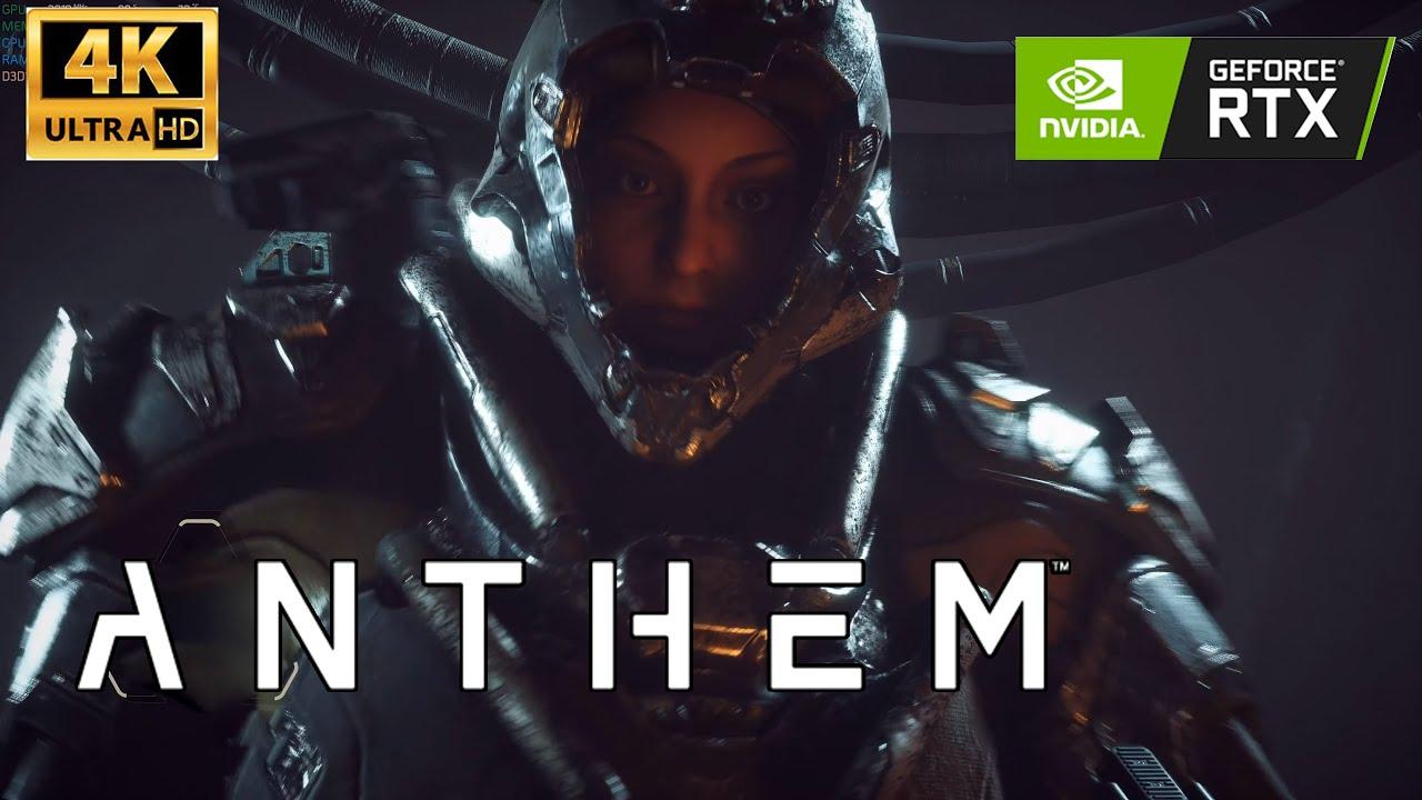 Anthem - Interceptor - Ultra Settings 4K | 2080 Ti - YouTube