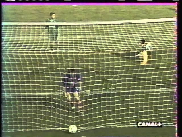 1998 October 1 Maccabi haifa Israel 3 Paris St Germain France 2 Cup Winners Cup